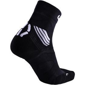 UYN Run Trail Challenge Sokken Heren, black/white